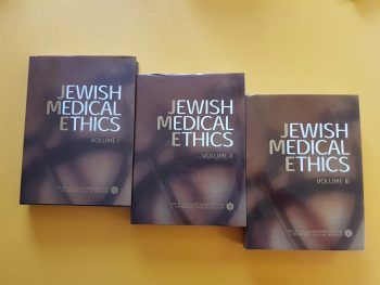 Jewish Medical Ethics 3 Volumes